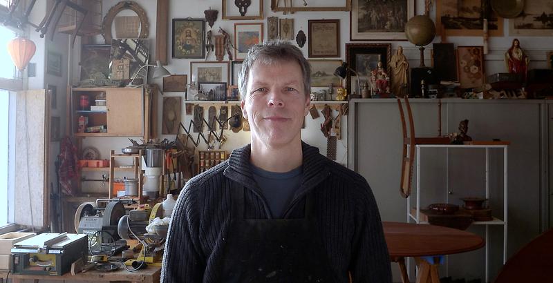 Balt van Rijn, meubelrestaurator
