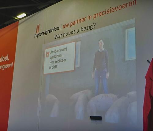Beursstand interactive Nijsen/Granico B.V.