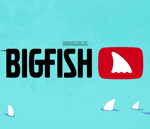 Big Fish Animatie - Showreel 2015