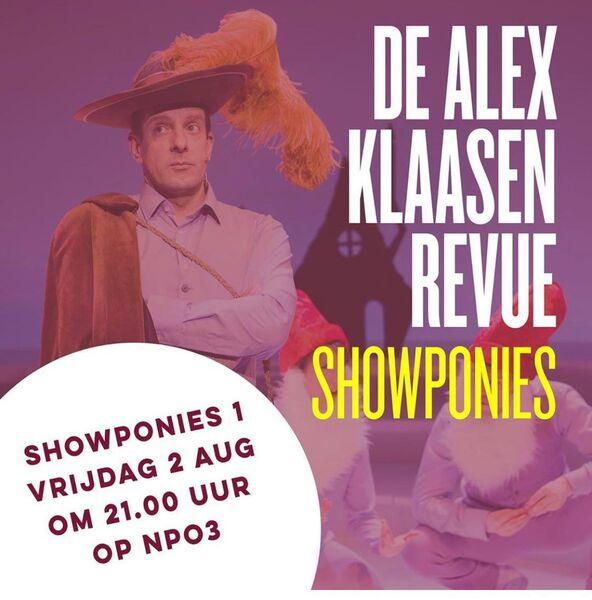 De Alex Klaasen Revue: Showponies