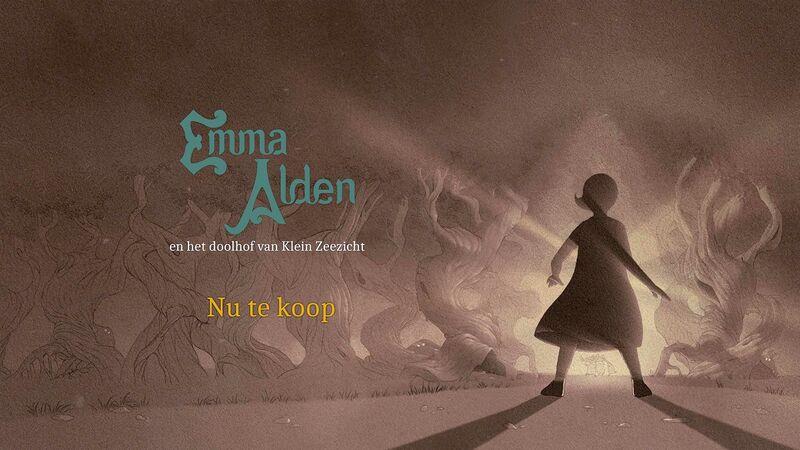 Emma Alden - Het doolhof van Klein Zeezicht