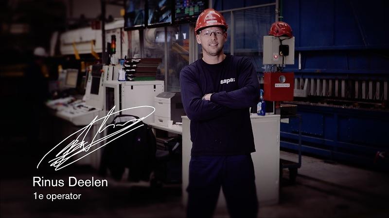 Employer Brandingvideo's Sapa Benelux