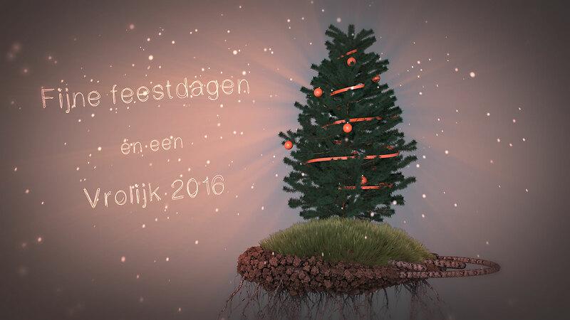 Foxmountain Christmascard 2015
