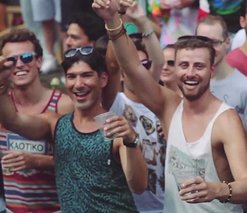Gaypride 2014 Absolute Boat