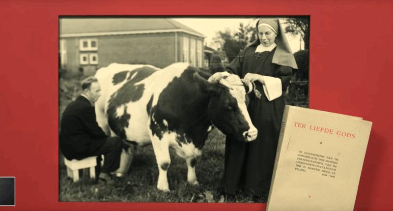geschiedenis van de Franciscanessen van Veghel