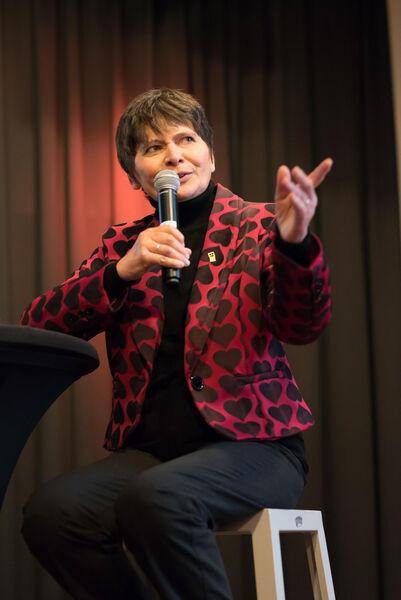 Hetty Naaijkens-Retel Helmich over de financiering van haar documentaire Klanken van Oorsprong