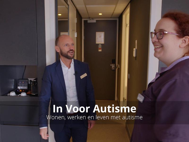 IVA | Werken, wonen en leven met autisme