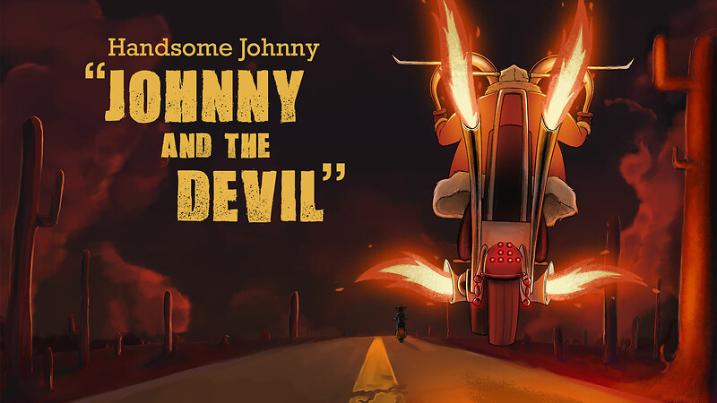 Johnny And The Devil | muziekvideo