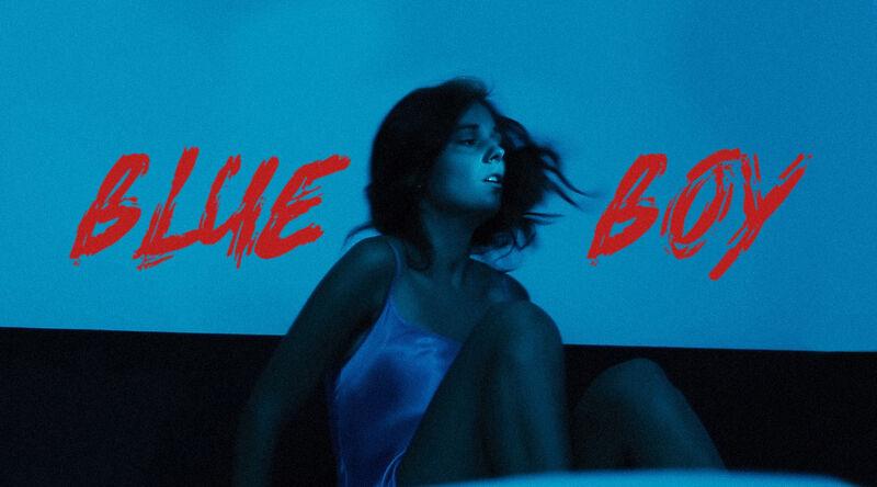 Joost Hoekaf - Blueboy (ft. Rikky Rozay)