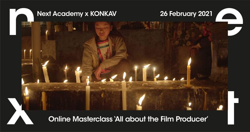 masterclass 'All about the film producer'