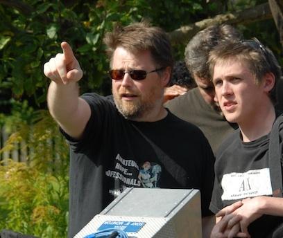Masterclass guerilla filmmaker Chris Jones