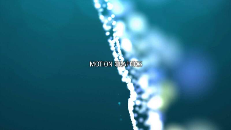 motion graphics | compositing | impressie reel