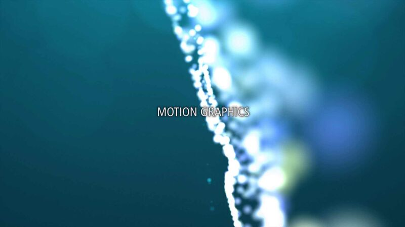 motion graphics | compositing | impressie reel
