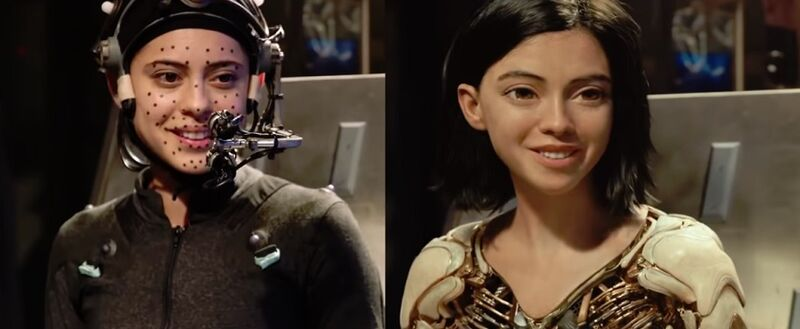 Must see: Alita behind the scenes