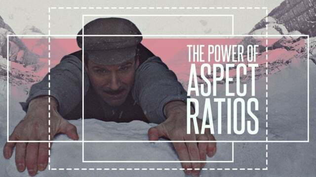 Must see: Aspect ratios