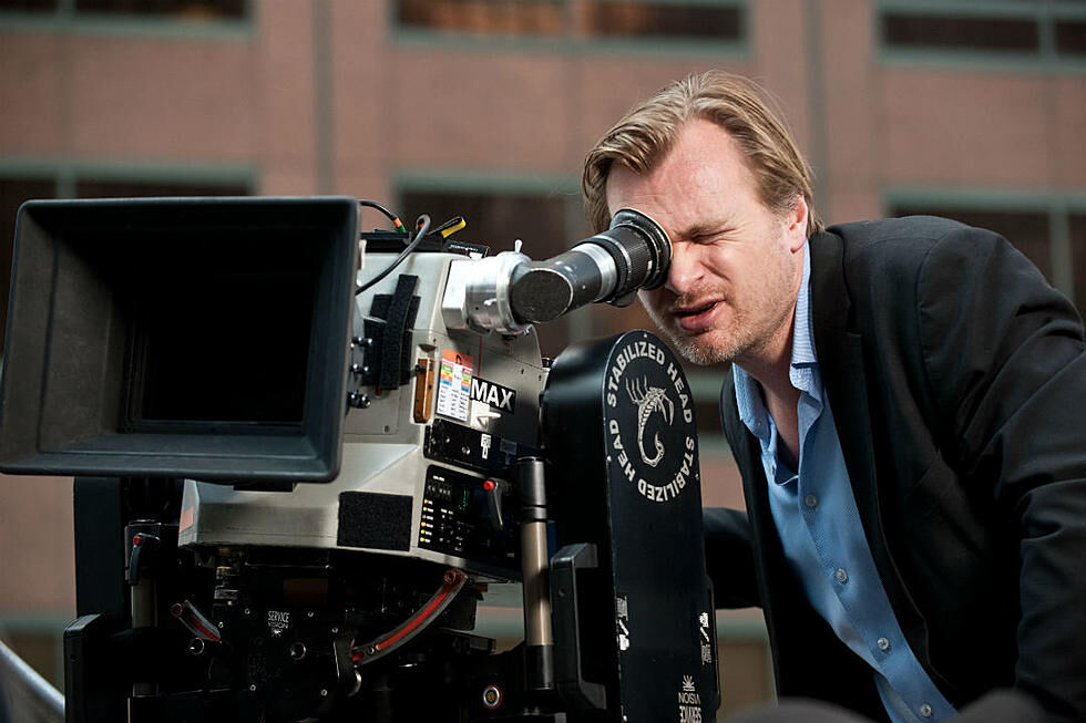 Must see: Christopher Nolan