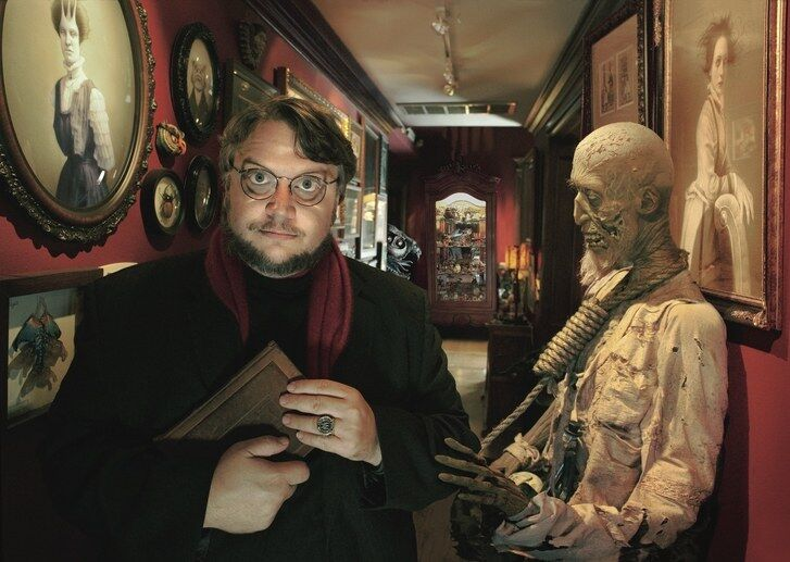 Must see: Guillermo del Toro - Monsters, Makeup & Movie Magic
