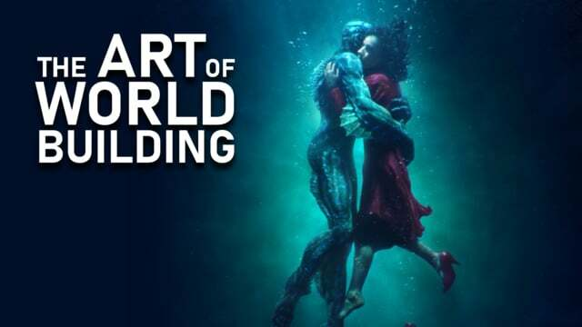 Must see: Guillermo del Toro: World Building Tips
