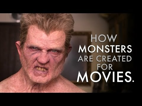 Must see: How movie monsters are made