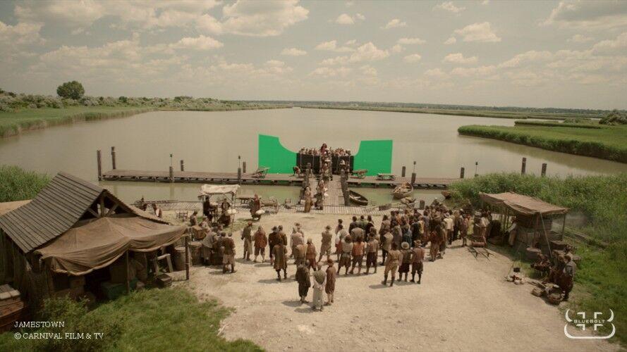 Must see: Jamestown VFX breakdown