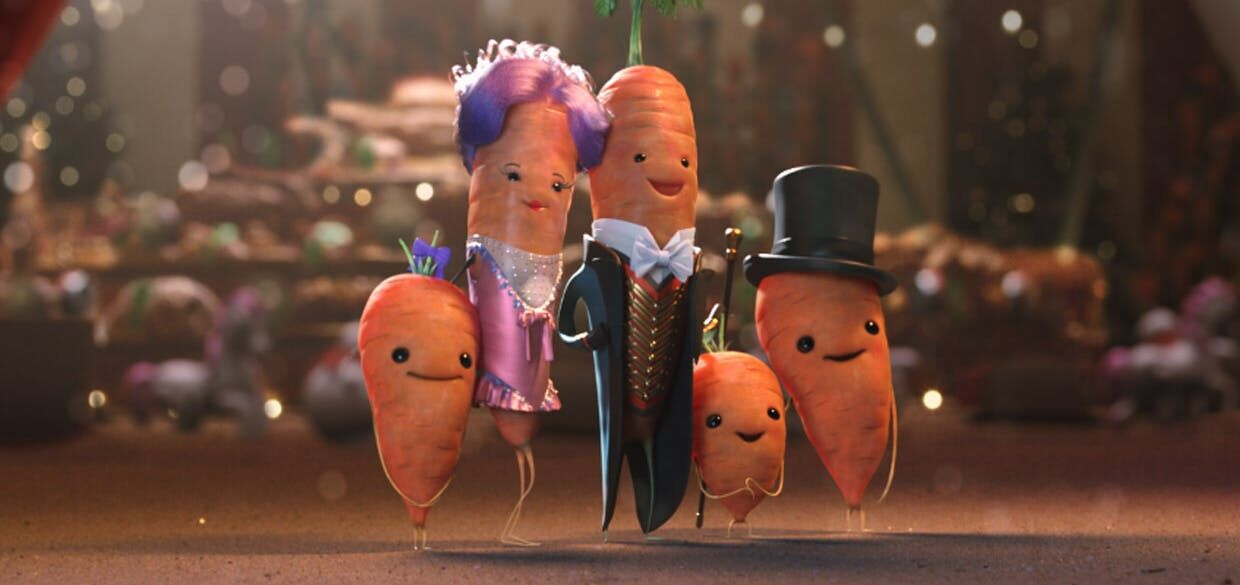 Must see: Kevin the Carrot