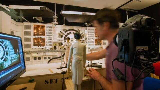 Must see: making of Isle of Dogs