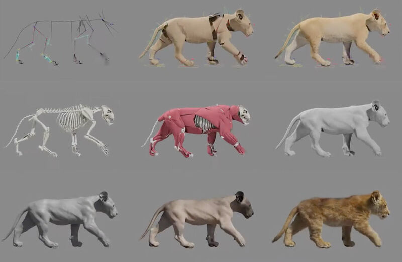 Must see: Making of The Lion King