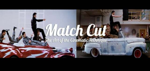 Must see: Match cut