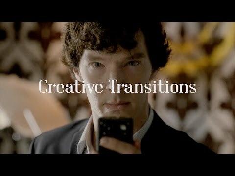 Must see: Sherlock Creative Transitions
