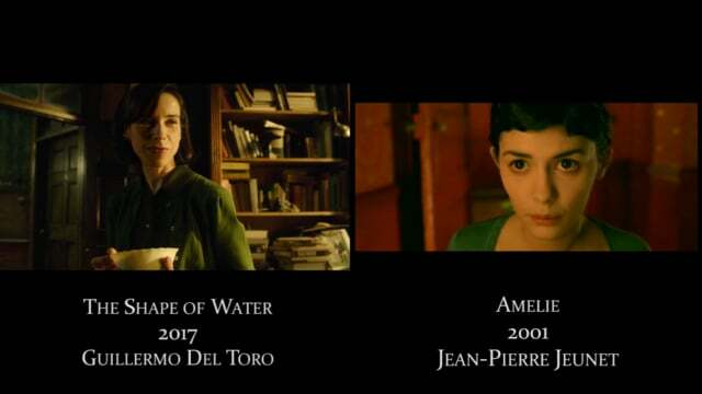 Must see: Similarities between The Shape of Water and other movies