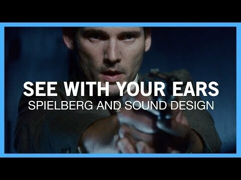 Must see: Spielberg and sound design