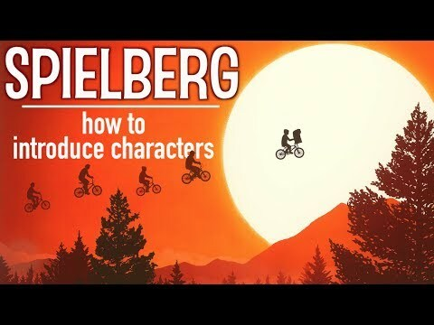 Must see: Spielberg: How to Introduce Characters