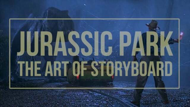 Must see: the art  of storyboard