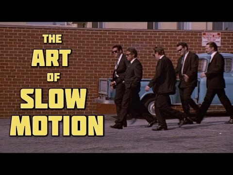 Must see: The Art of Slow Motion in Film