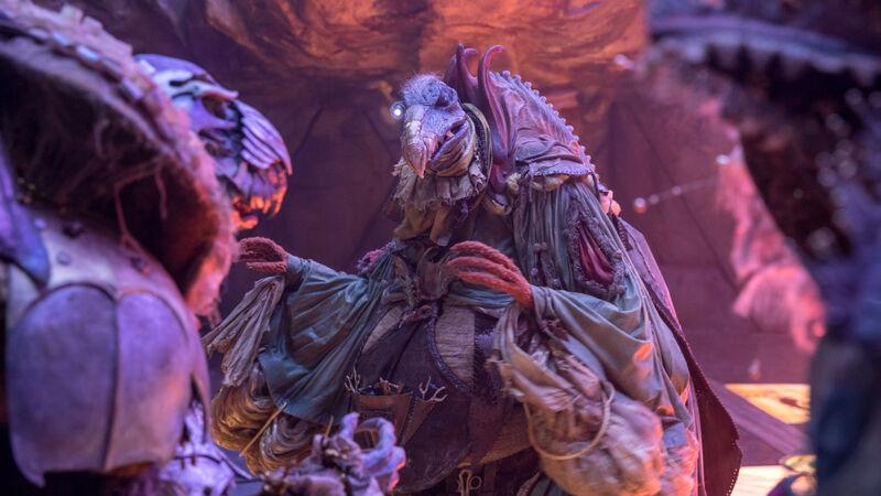 Must see: The Dark Crystal: Age of Resistance