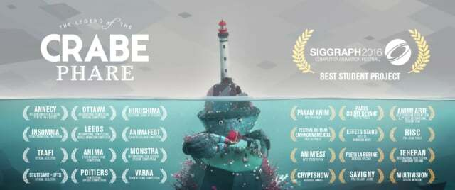 Must see: The legend of the crabe phare