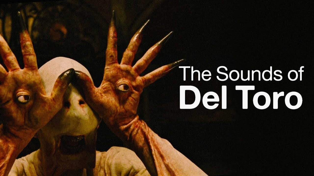 Must see: The sounds of Del Toro