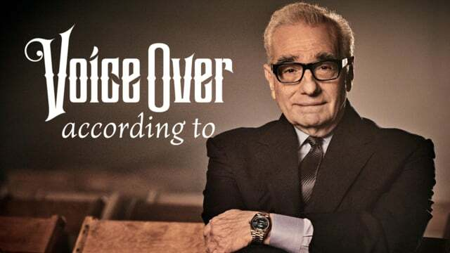 Must see: Voice-over according to Martin Scorsese