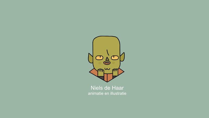 Niels de Haar showreel 2019