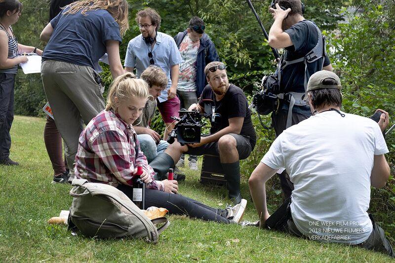 NIEUWE FILMERS - ONE WEEK FILM PROJECT