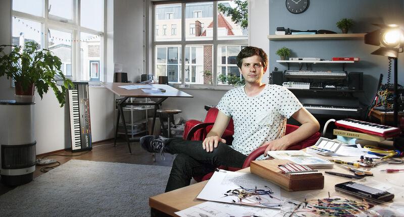 Nieuwe KONKAV'er: Gijs Leijdekkers