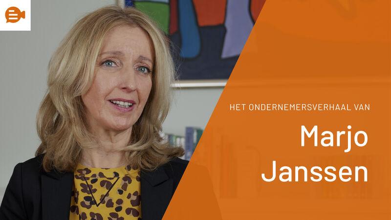 Ondernemersverhaal - Marjo Janssen