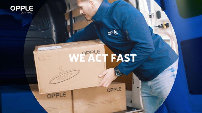OPPLE Lighting - Brand Awareness Campagne