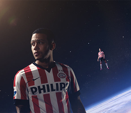 PHILIPS PSV SPACE CHALLENGE