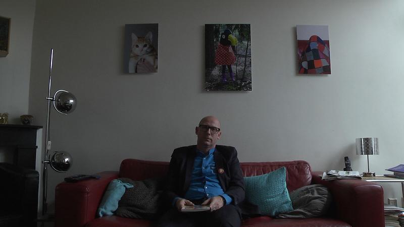 Portret Jeroen de Leijer