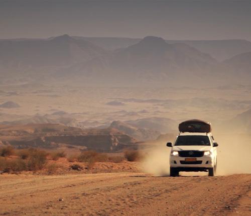 Promofilm Selfdrive4x4.com | Namibië & Botswana