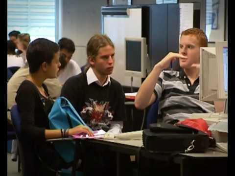 Promofilm Universiteit van Tilburg