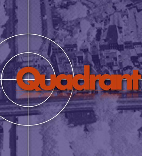 Quadrant, de ouverture