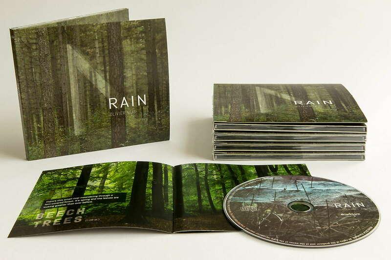 Rain. De eerste Nederlandse regen cd