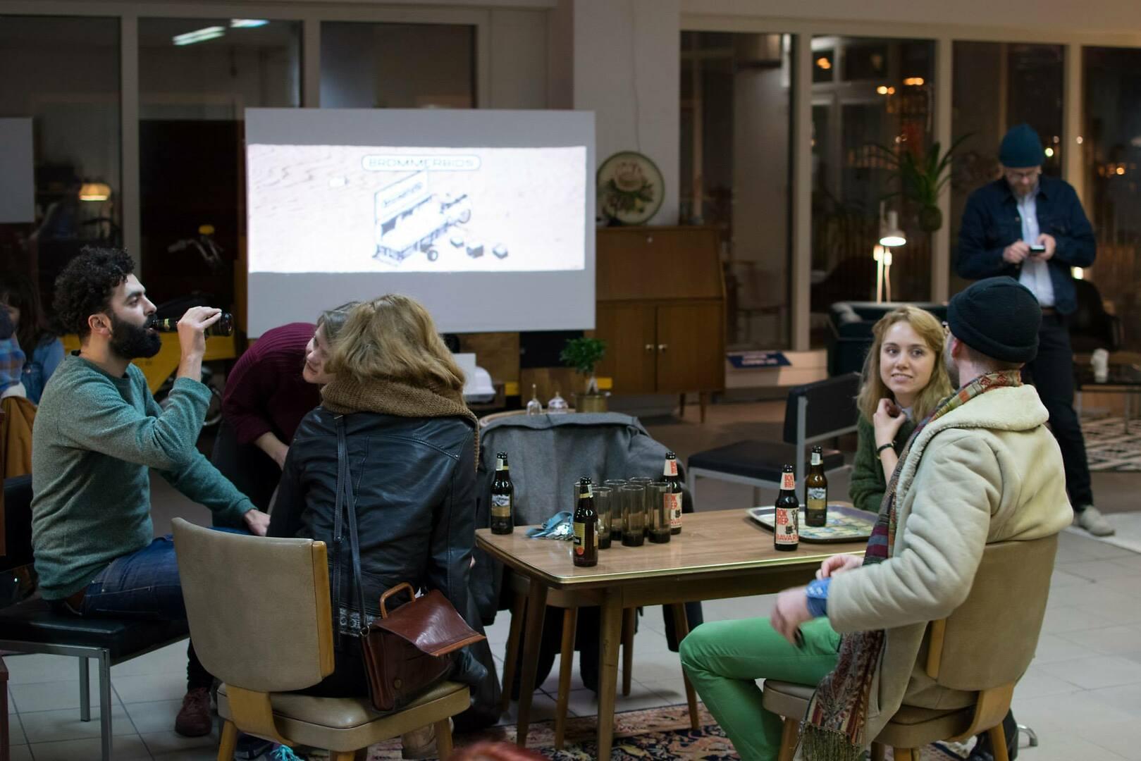 RAK event | KOM Filmfestival